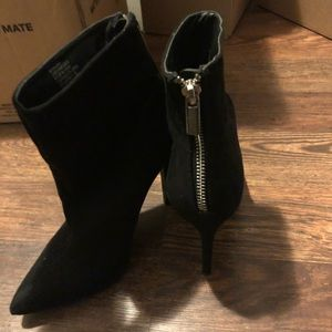 Stilleto ankle boots